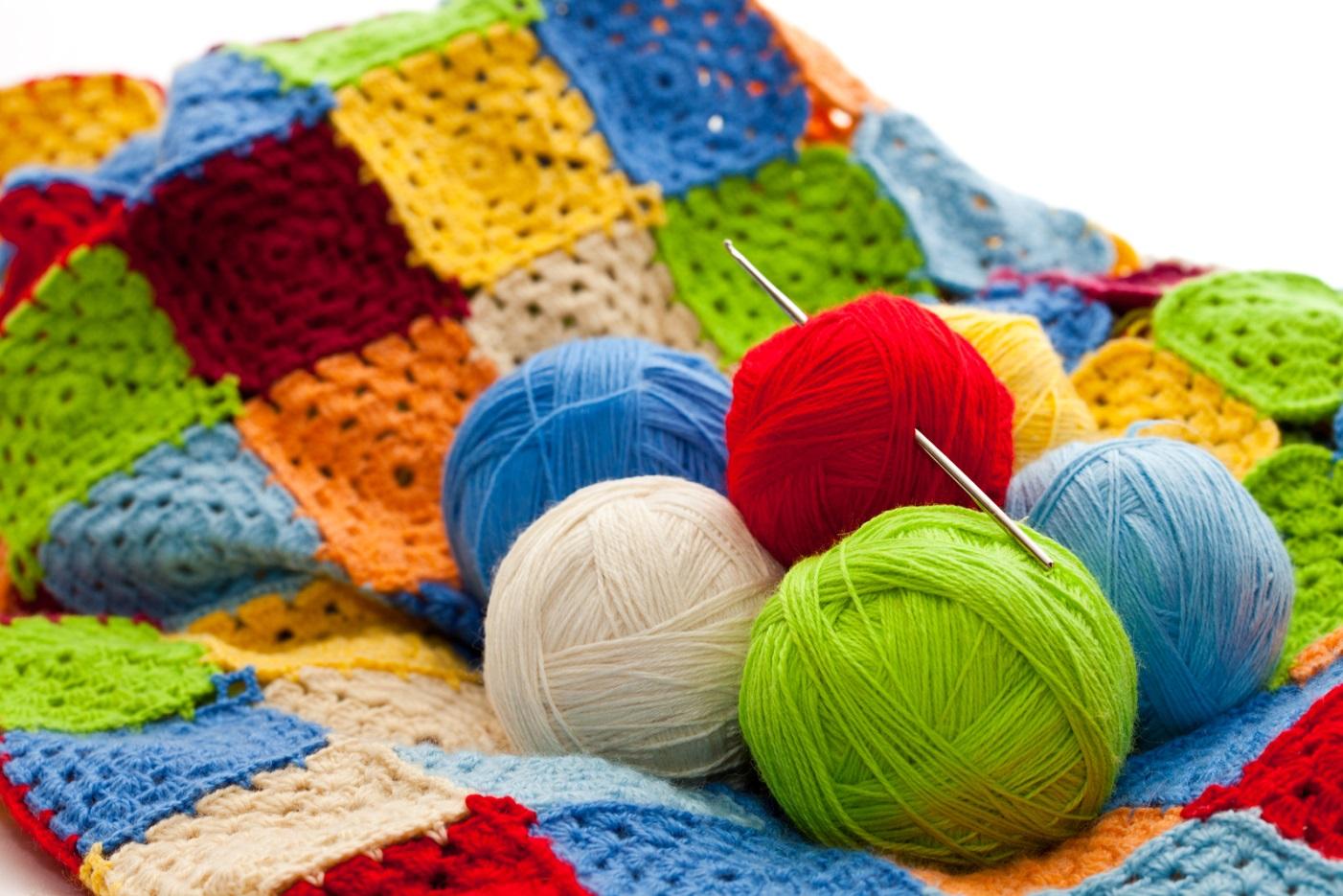 Выбираем нитки для вязания