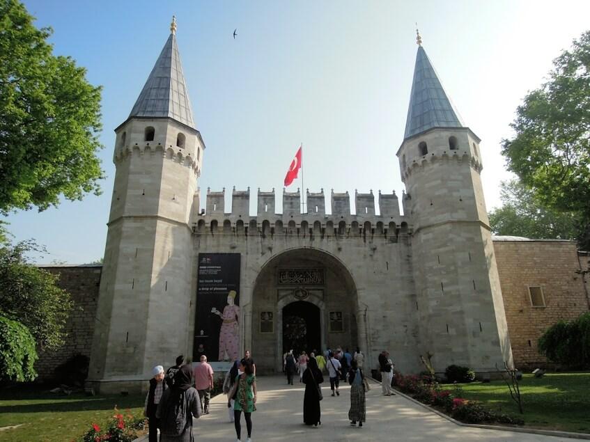 2 tapkapy - ТОП 10 достопримечательностей Стамбула