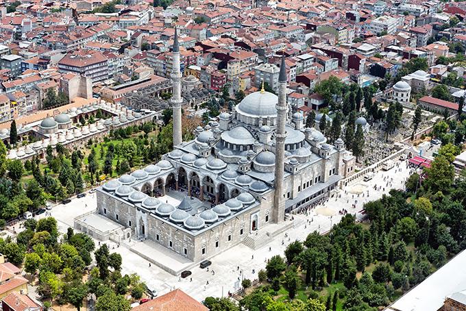 4 sulemani - ТОП 10 достопримечательностей Стамбула
