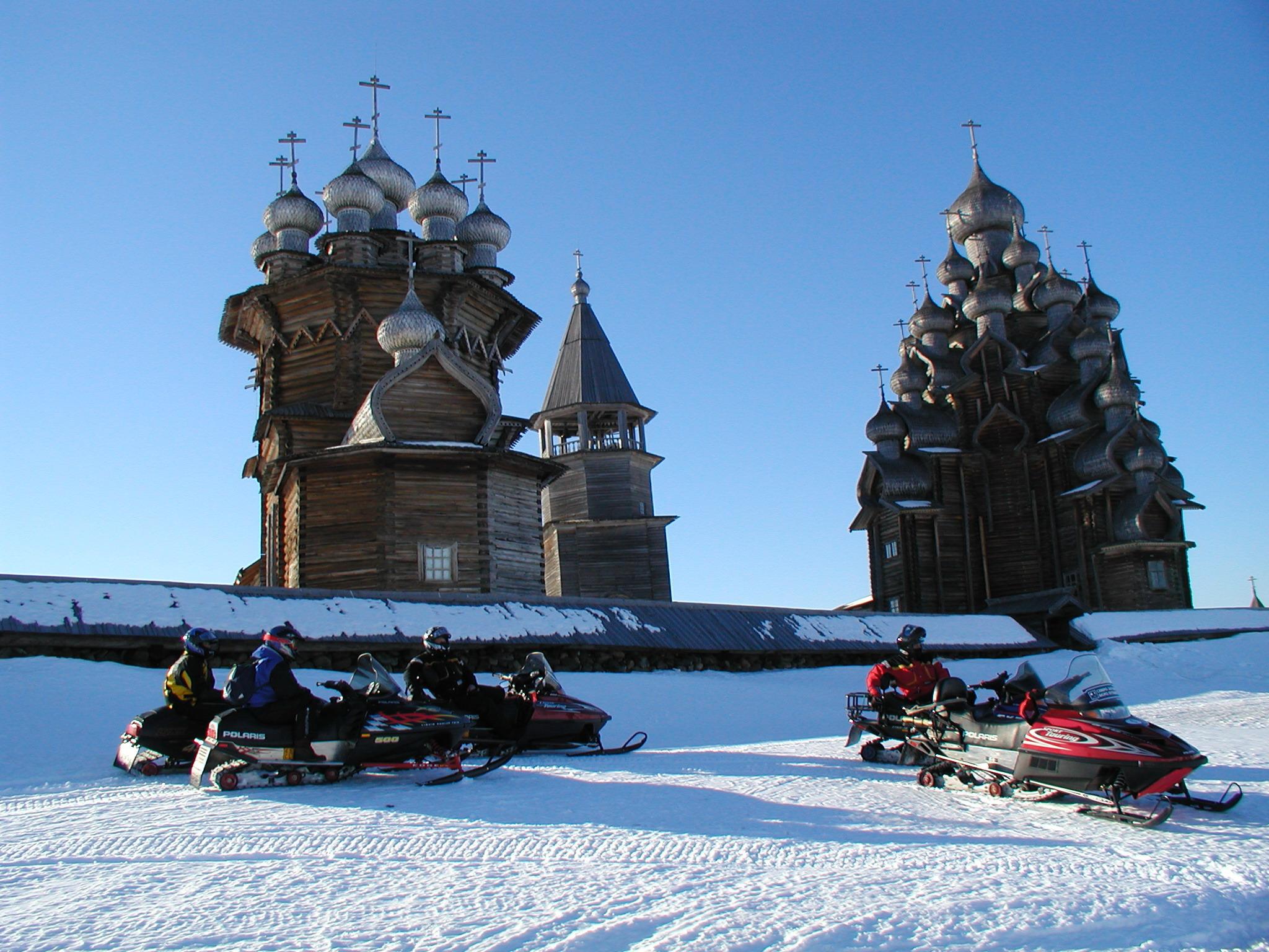 42729 - Отдых в Карелии зимой - природа и достопримечательности