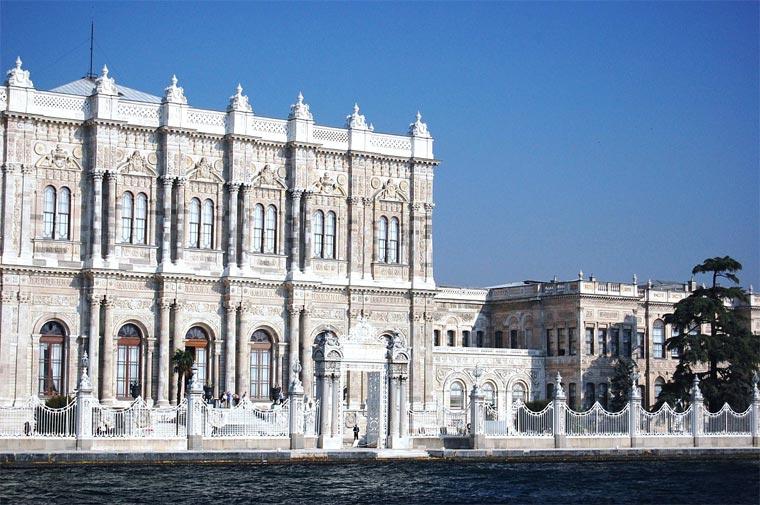 8 dvorets - ТОП 10 достопримечательностей Стамбула