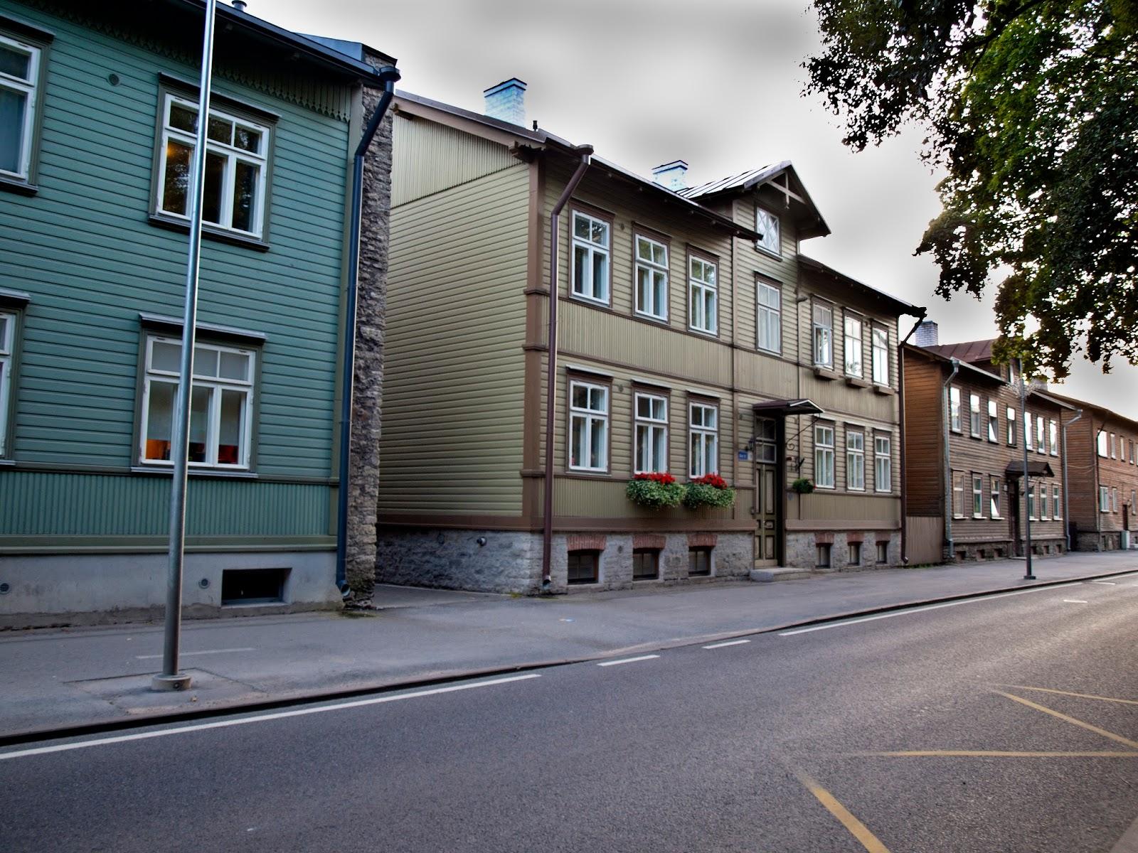 Kalamaja - ТОП-10 достопримечательностей Таллина