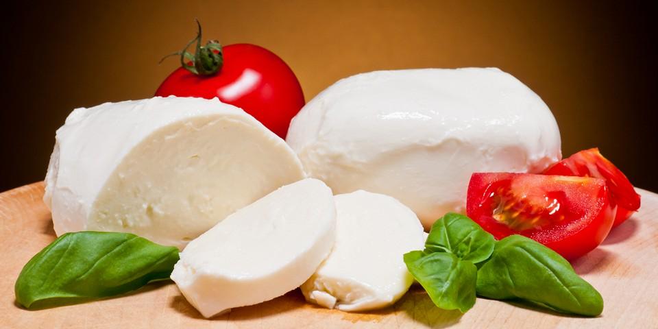 Mozarella2 cr cr - Как приготовить итальянскую пиццу - Рецепт
