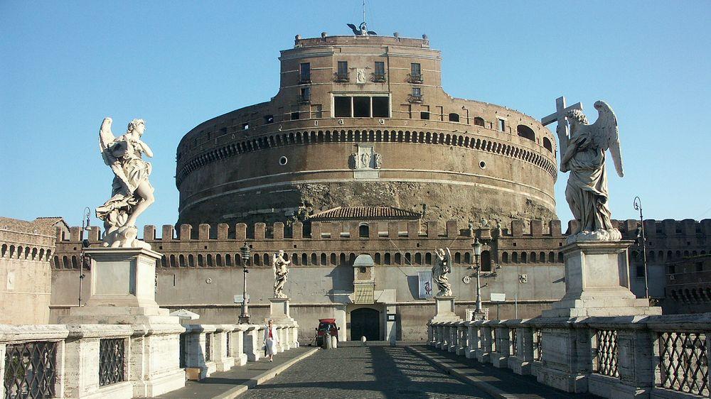 adrian - ТОП 10 достопримечательностей Рима