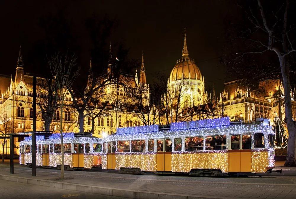 budapest - Куда поехать на Новый год 2017-2018 за границу