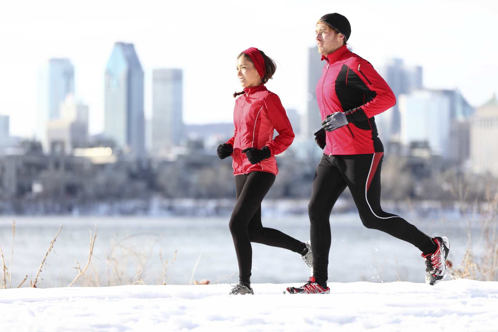 city - Как начать бегать и как правильно бегать, техника бега для похудения и поддержания формы