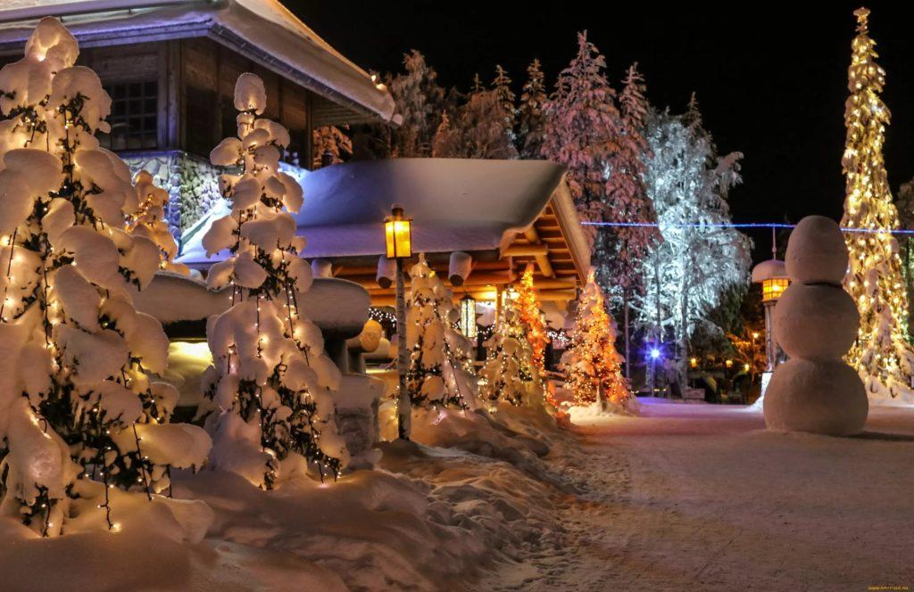 finland 1024x664 - Куда поехать на Новый год 2017-2018 за границу