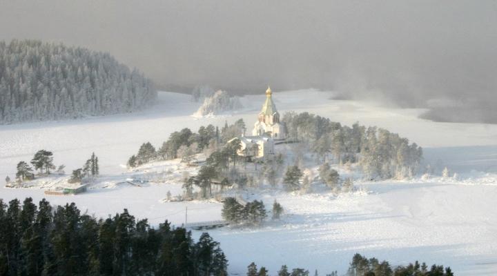 gallery promo18995306 - Отдых в Карелии зимой - природа и достопримечательности