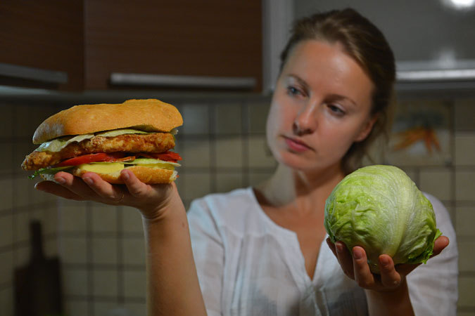 gamb - Плюсы и минусы вегетарианства