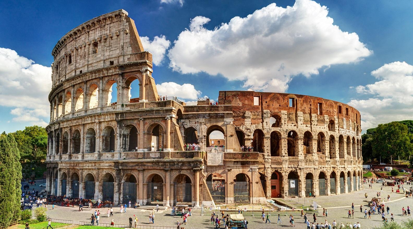 kolizej - ТОП 10 достопримечательностей Рима