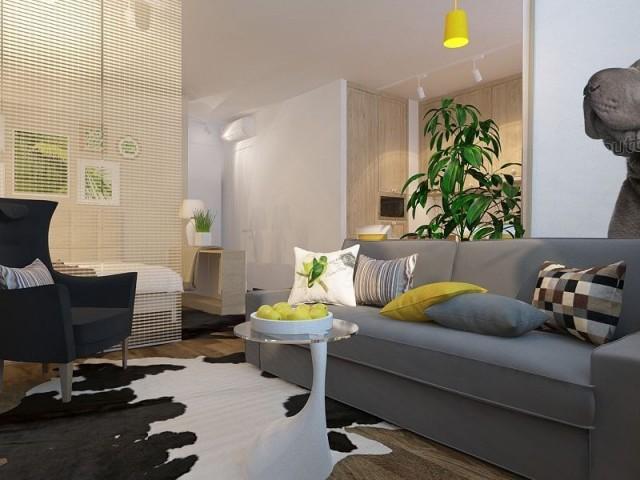 kv2 5 - Дизайн интерьера квартиры 50 кв м