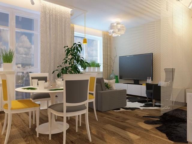 kv2 7 - Дизайн интерьера квартиры 50 кв м
