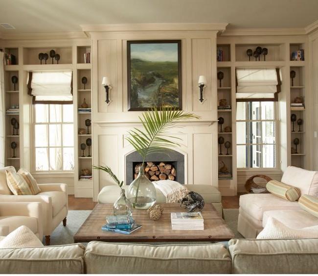 nishi - Американский дизайн интерьера квартиры