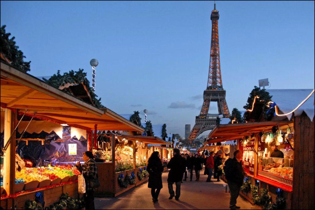 paris 1024x683 - Куда поехать на Новый год 2017-2018 за границу