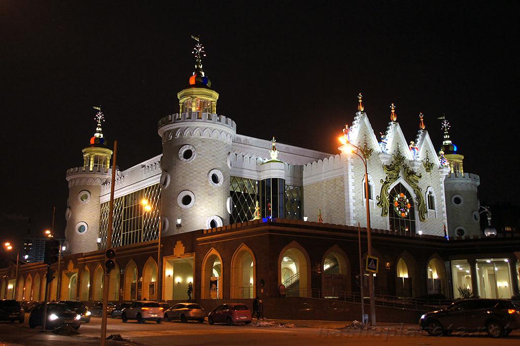 teatr kukol kazan - Что и где посмотреть в Казани - места