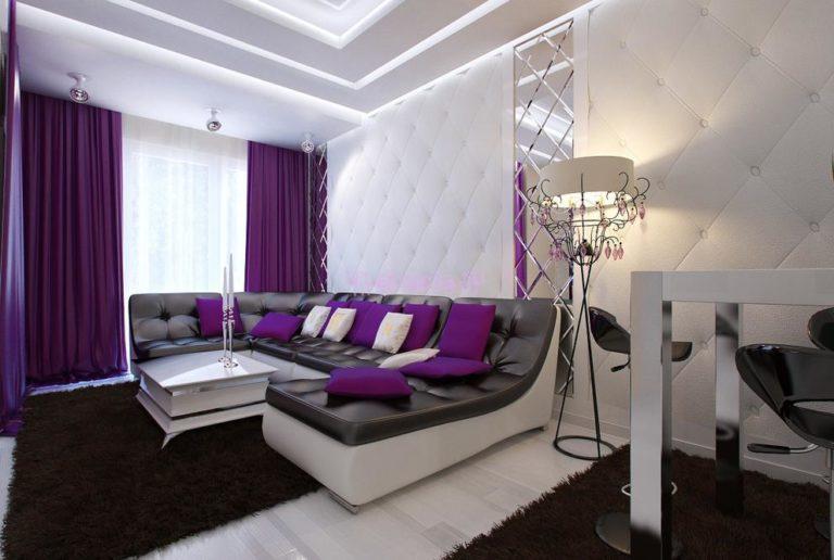 pered spalnej - Дизайн интерьера квартиры 75 кв м