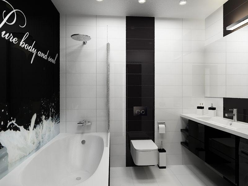 25 - Дизайн интерьера 1-2 комнатной квартиры 45 кв м