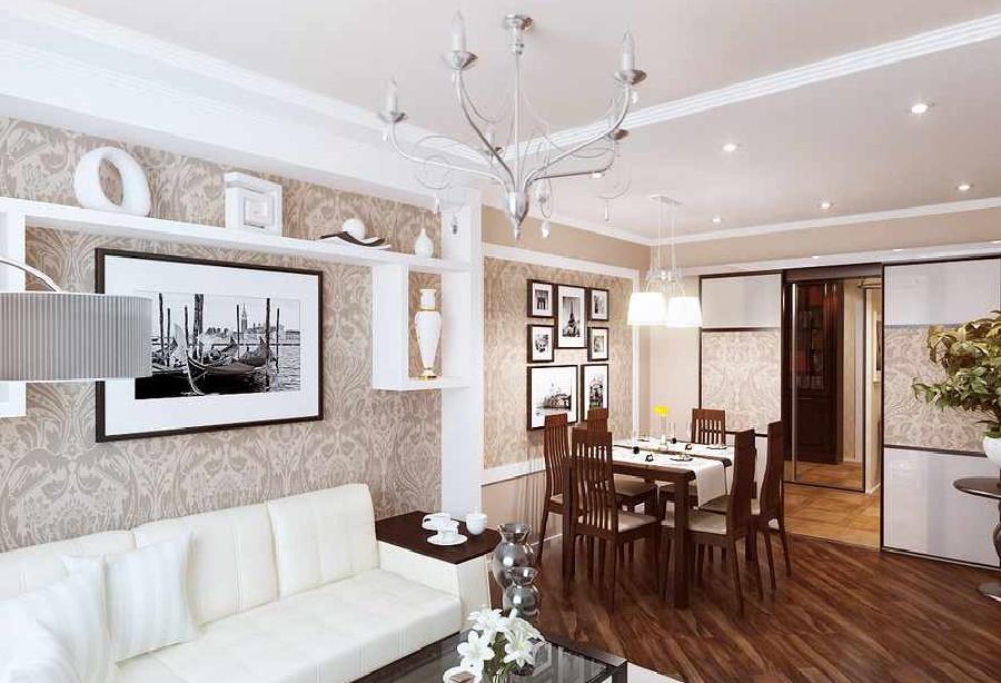 am1 - Дизайн интерьера квартиры 100 кв м