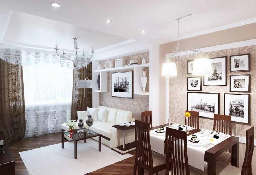 pa1 - Дизайн интерьера квартиры 100 кв м
