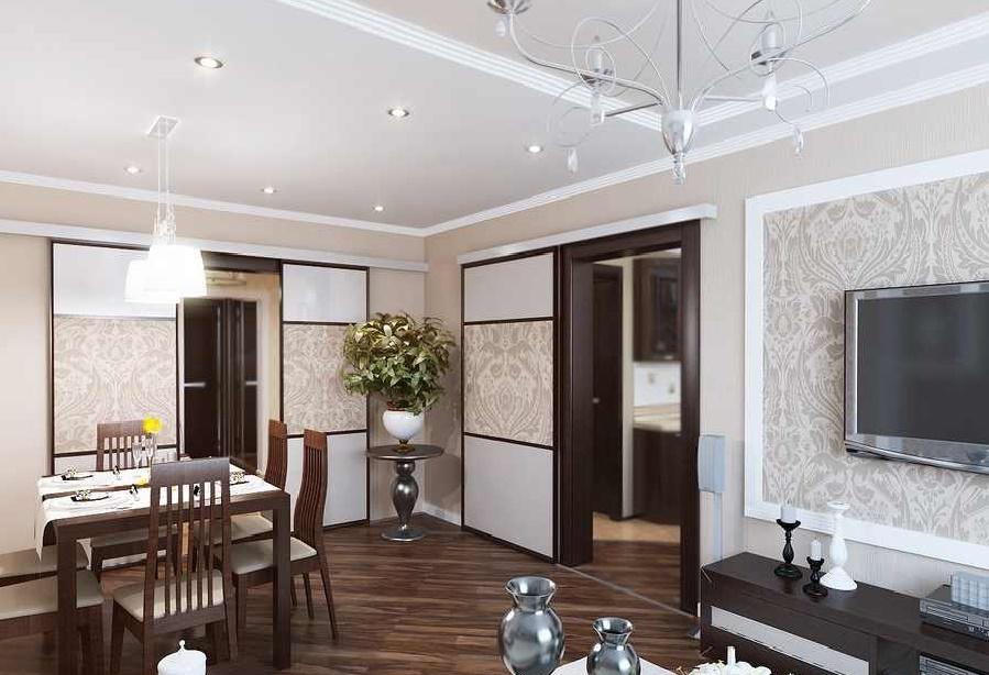 pa2 - Дизайн интерьера квартиры 100 кв м