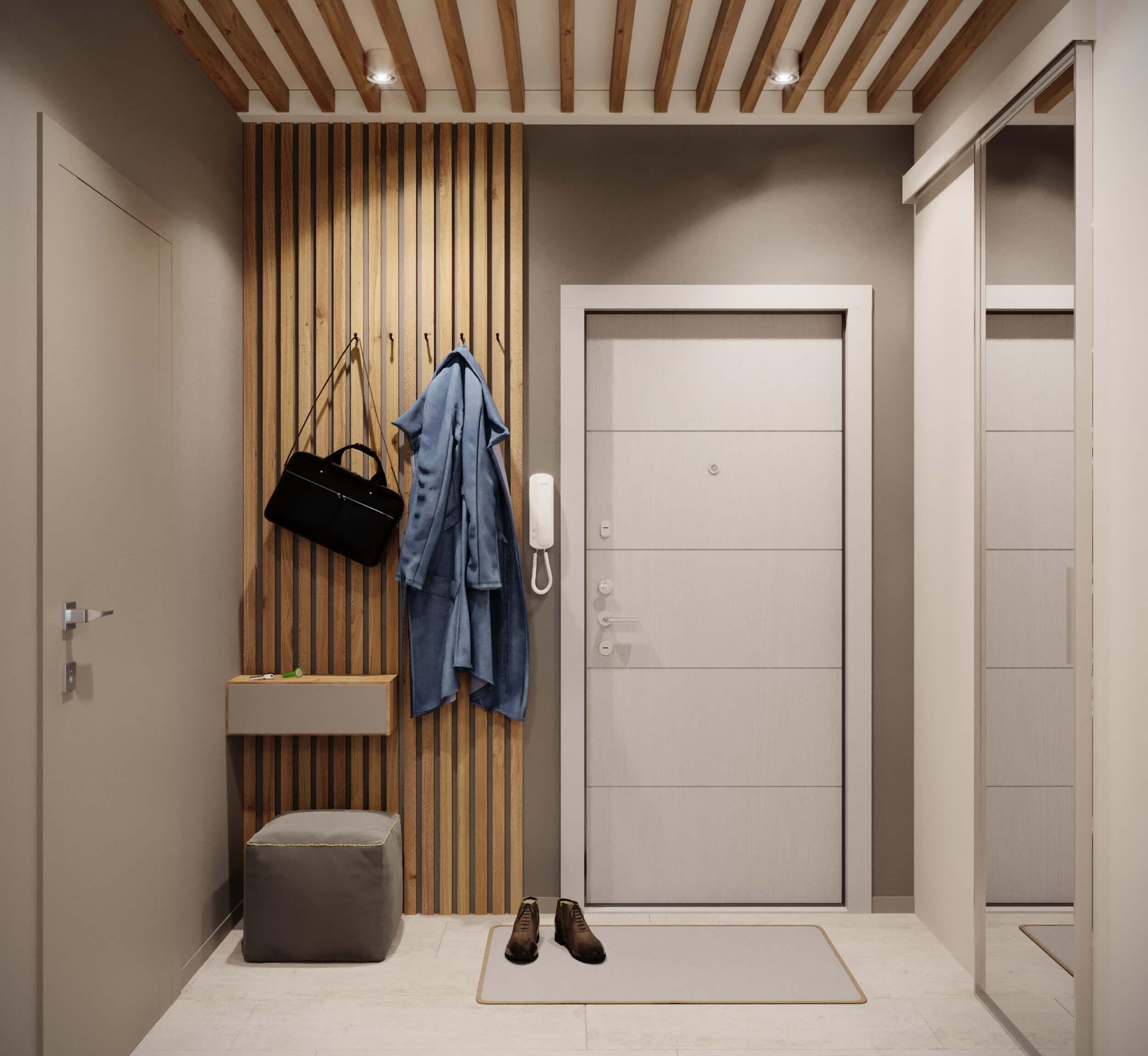 pro - Дизайн интерьера 1-2 комнатной квартиры 45 кв м