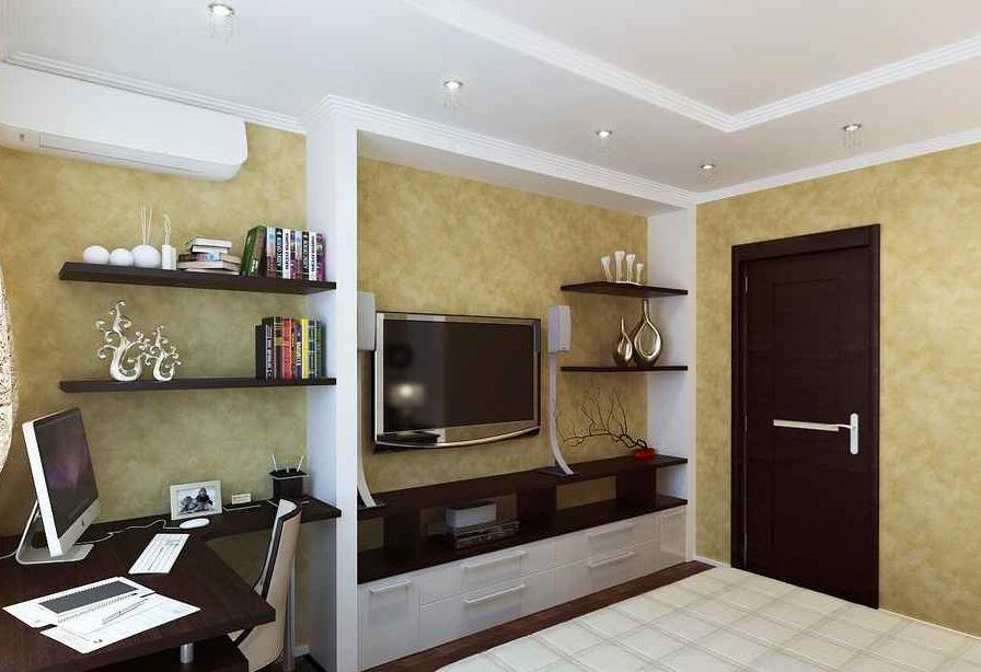 spal2 - Дизайн интерьера квартиры 100 кв м