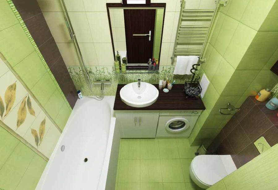 vannaya2 - Дизайн интерьера квартиры 100 кв м