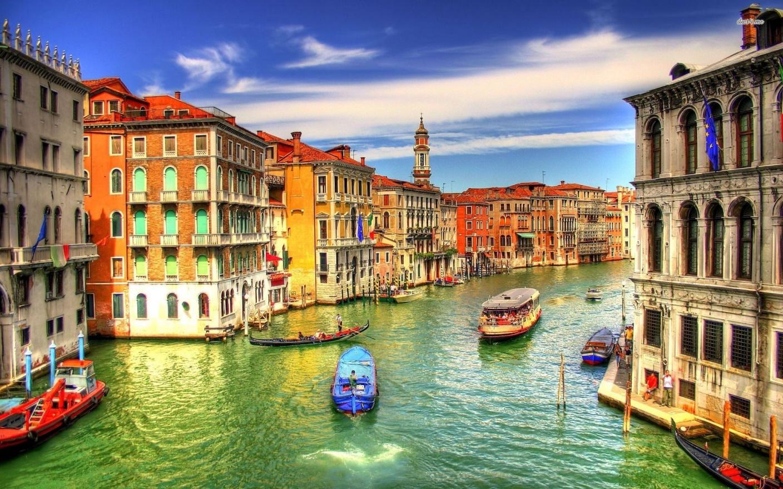 jj - Топ 10 достопримечательностей Венеции - фото и описание