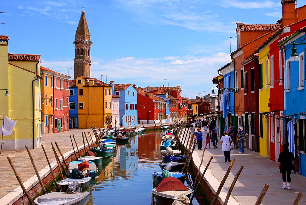ken - Топ 10 достопримечательностей Венеции - фото и описание