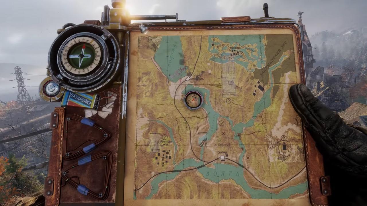 metro2 - Самые ожидаемые новинки игр в 2018 - Metro Exodus