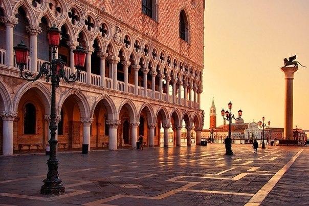 pkk - Топ 10 достопримечательностей Венеции - фото и описание