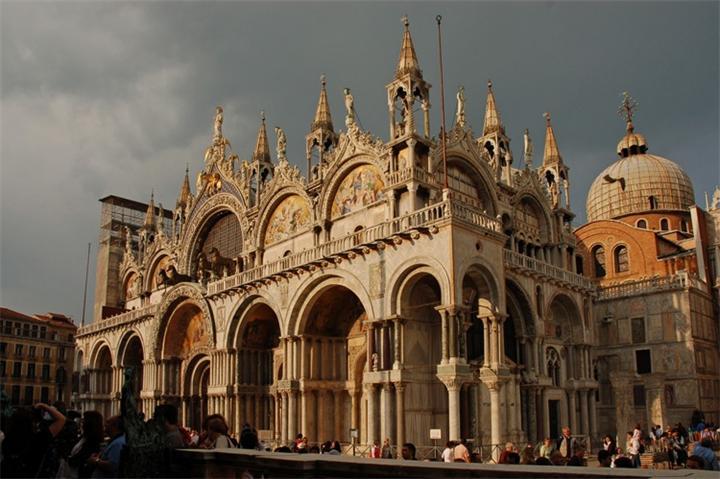 uv - Топ 10 достопримечательностей Венеции - фото и описание