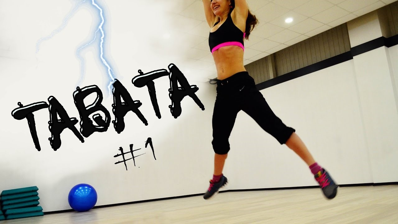 ta3 - Система Табата для похудения