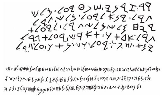 07kot4 - История создания алфавита в разных языках