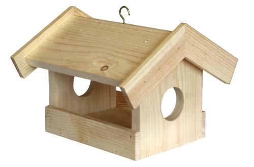 1255094821 - Как сделать кормушку для птиц из разных материалов