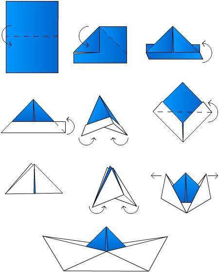 940c0faf4773b2399cbf6c70d737c072737647da - Как сделать оригами - схемы и советы