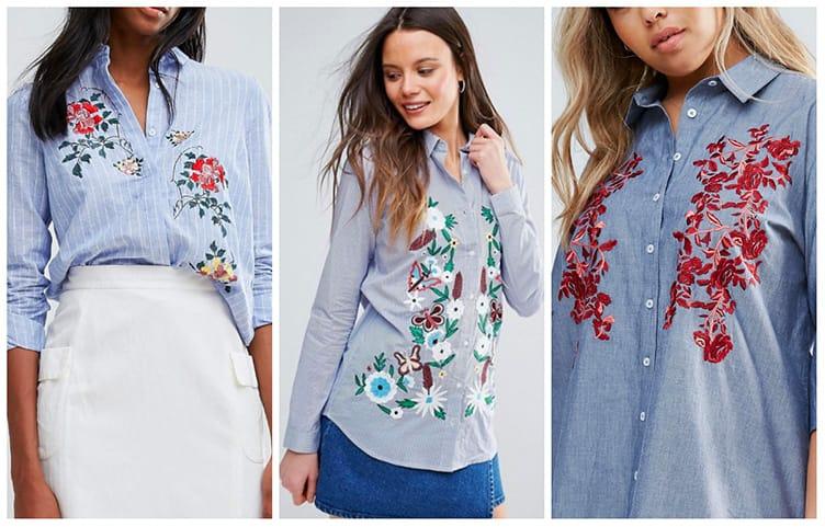 Pic1 Asos1 min - Как красиво заделать дырку на одежде