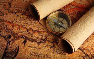 История компаса – где, когда и зачем придумали компас