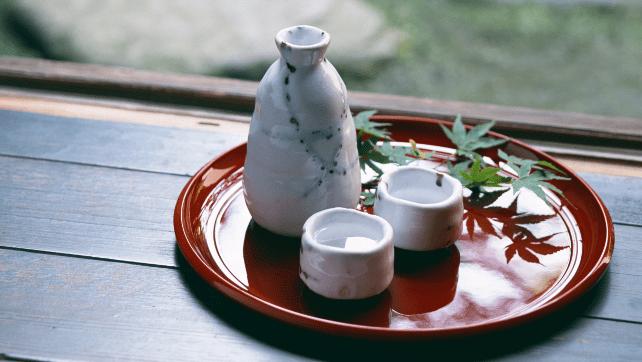 sake - История появления алкогольных напитков