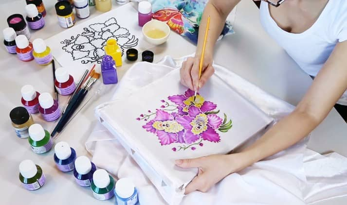 batik10 - История возникновения техники батик