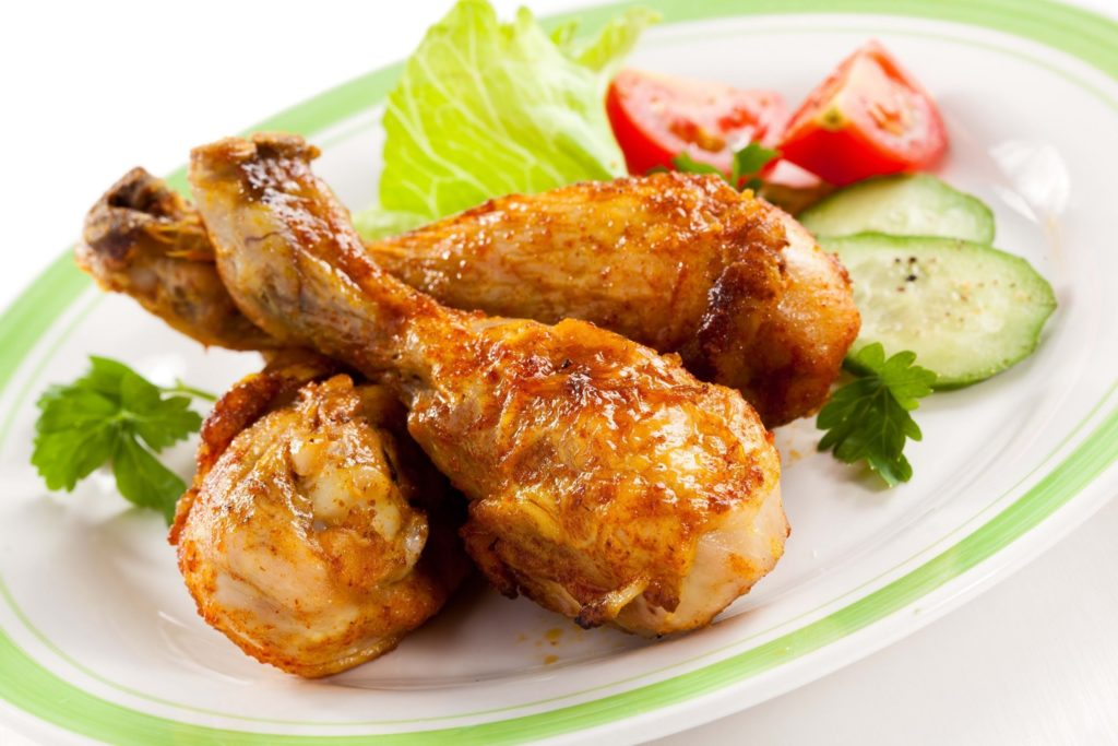 p O 2 1024x683 - Как вкусно приготовить бедра курицы или индейки