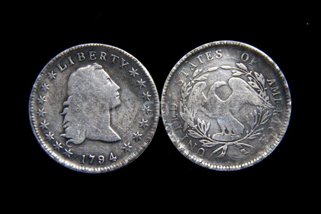 1 dollar 1794 god 1024x683 - История возникновения и развития денег в России и мире