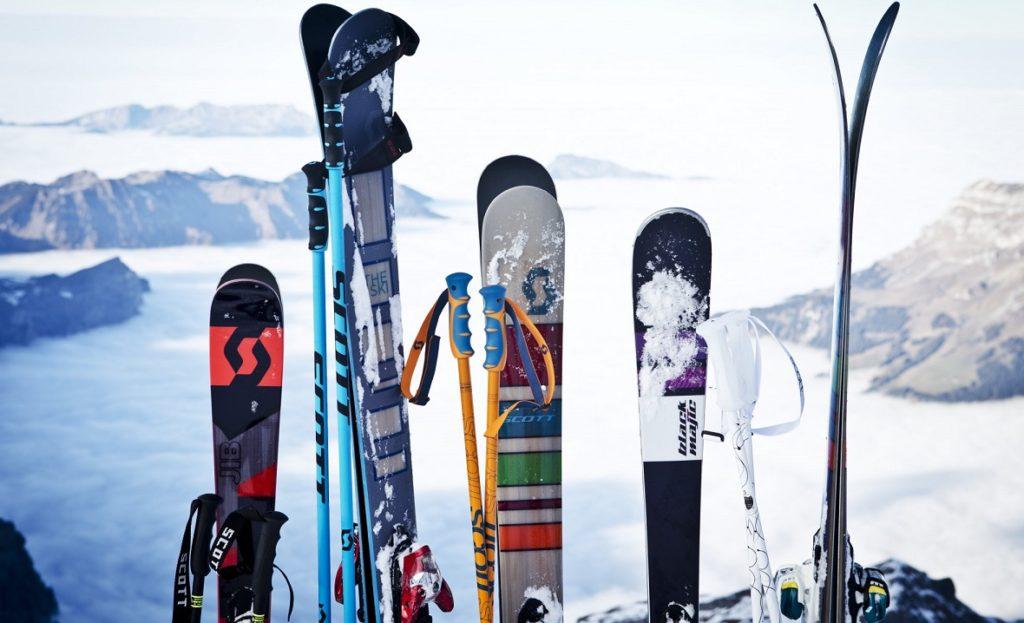 5 skolko stoyat gornye lyzhi 1024x623 - Как перевозить и чинить лыжи