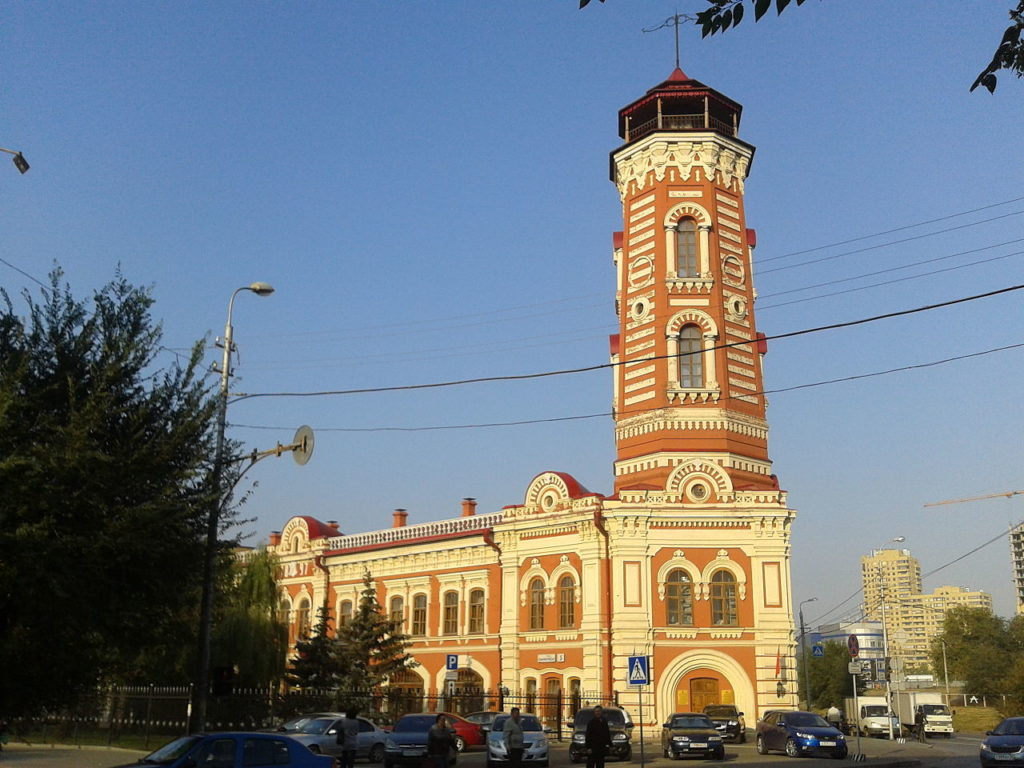 Pozharnaya kalancha TSaritsyna 1024x768 - История возникновения пожарной службы в России и за рубежом