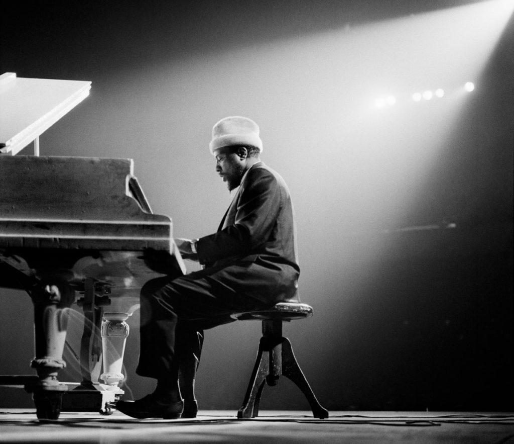 Thelonious Monk 1024x883 - История появления джаза