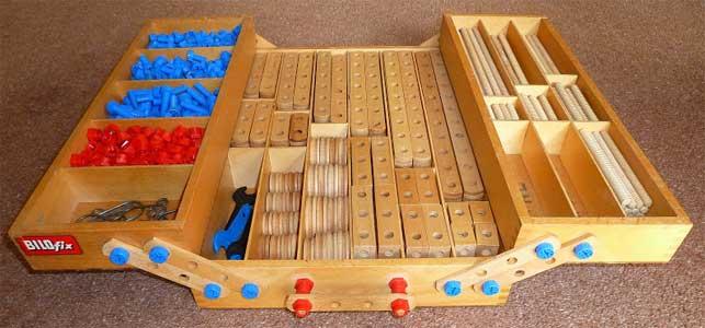 lego6 - История появления конструктора «Лего»
