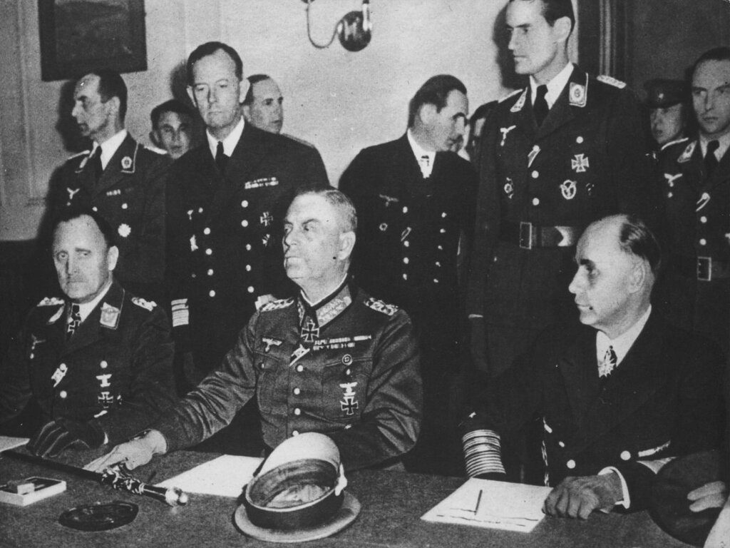 1 1024x768 - Капитуляция Германии во Второй мировой войне: когда, где, сколько раз?