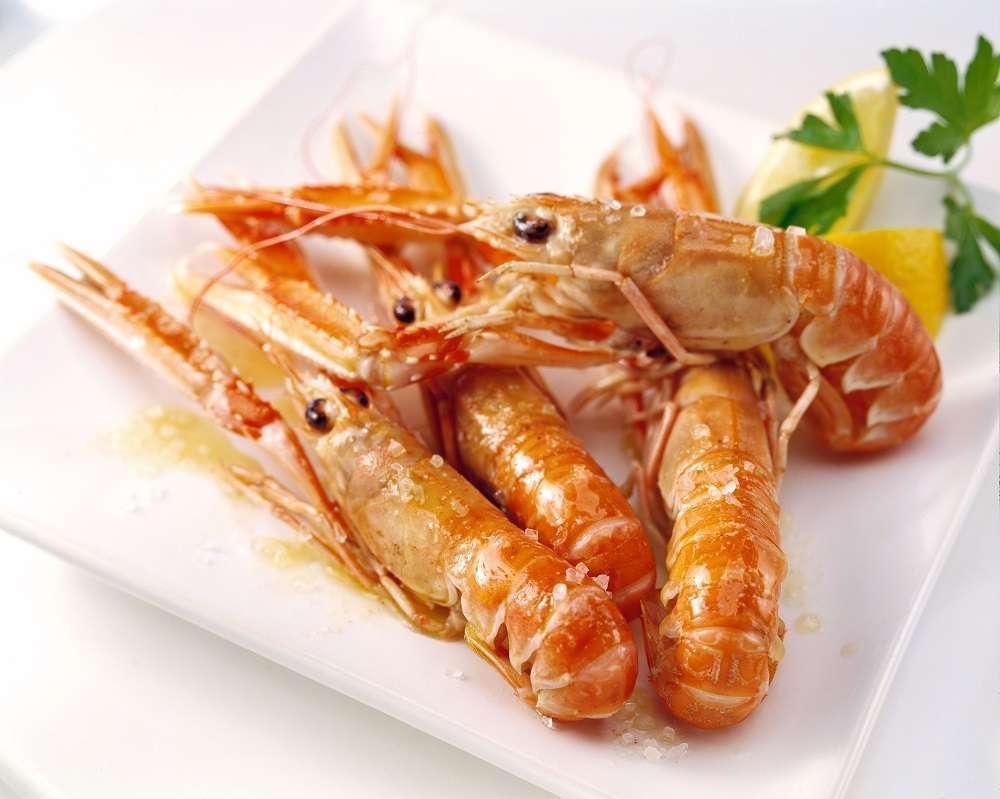 Krevetki - Как правильно разделать и вкусно приготовить креветки