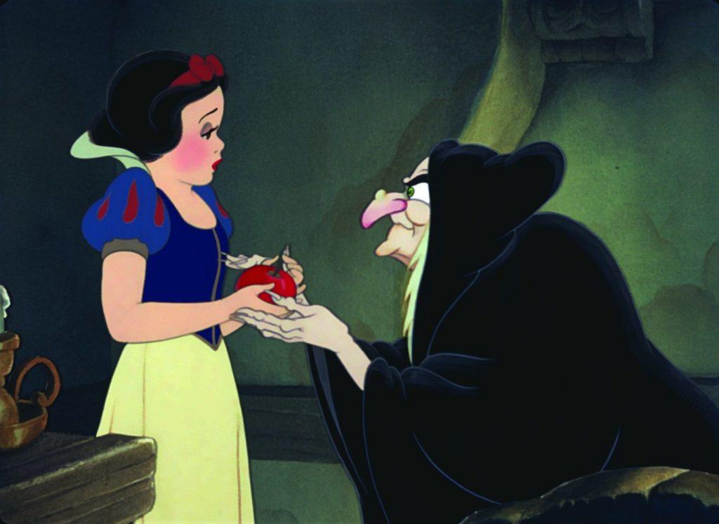 Snow White and the Seven Dwarfs 17 1024x747 - Как создать мультфильм