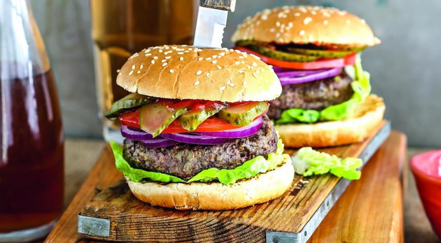 b8bb46bf - Как приготовить вкусные бургеры в домашних условиях